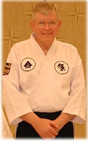 Richard Bowe Sensei