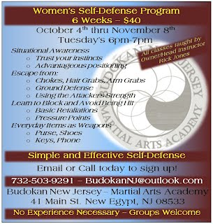 Women's Self Defense Classes